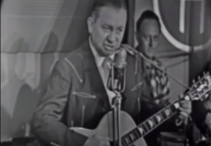 Tex Ritter with Joe Maphis: Jealous Heart - 1959