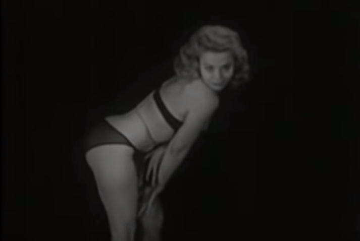 Burlesque: 20th Century Vamp - 1940's