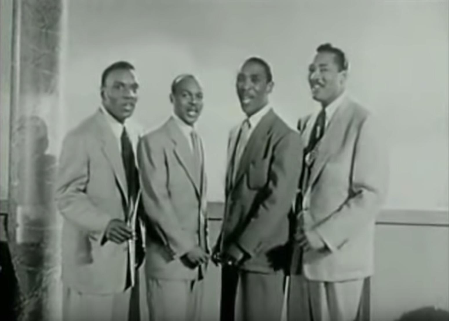 Delta Rhythm Boys: Dry Bones