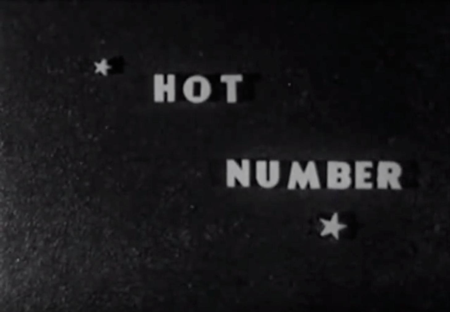 Hot Number - Girlie Film