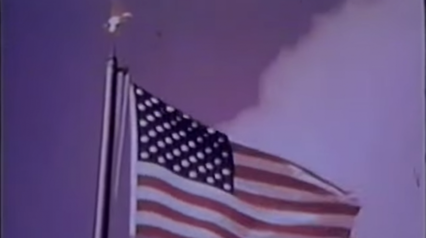 The Star Spangled Banner – 1970's