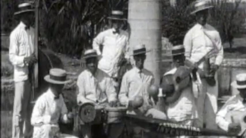 Estudiantina Invencibal: El Fiel Enamorado (The Faithful Lover) - 1929
