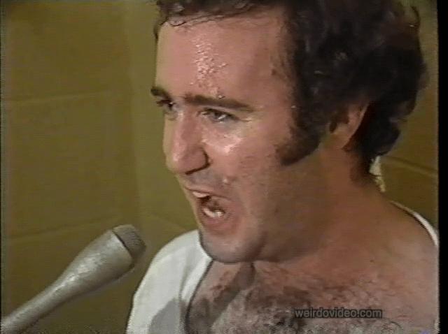 Andy Kaufman vs. Jimmy Hart - 1983