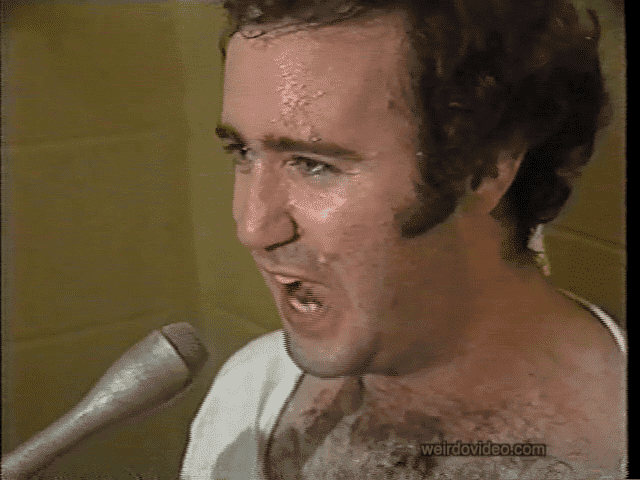 Andy Kaufman vs. Jimmy Hart - 1983
